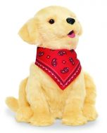 JOY FOR ALL Golden Pup Robot Pet Dog