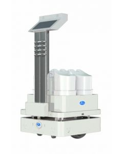 AI-TECH Spray Disinfection Robot