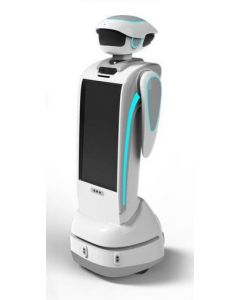 EDEN ROBOTICS Smart Robot Greeter
