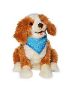 JOY FOR ALL Freckled Pup Robot Pet Dog