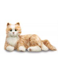 JOY FOR ALL Orange Tabby Cat Robot Pet